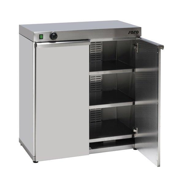 Saro Bordenwarmkast | Saro Sylt 120 | 120 Borden | 80x46x(H)87cm