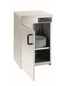 Bartscher Bordenwarmkast voor 30 Borden | 230V / 400Watt | 40x46x(H)55cm