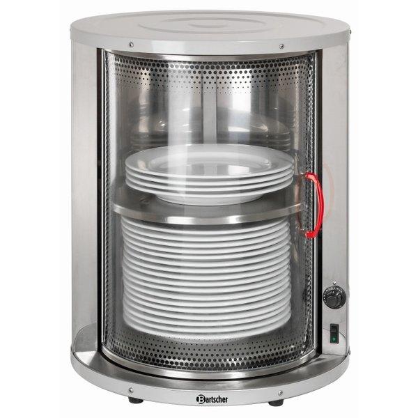 Bartscher Bordenwarmkast | Bartscher | 30-40 Borden | 46,5x46,5x(H)56,5cm
