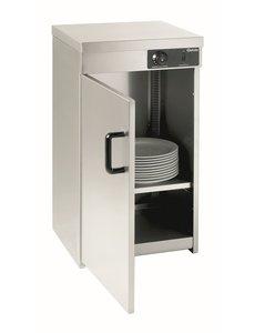Bartscher Bordenwarmkast voor 60 Borden | 750Watt | 45x49,5x85,5cm