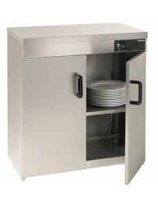 Bartscher Bordenwarmkast voor 120 Borden | 1,2 kW |75x49,5x85,5cm