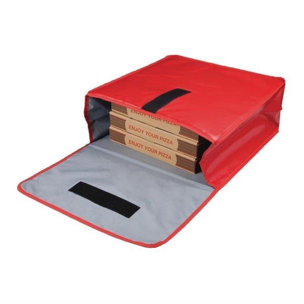 Vogue Pizza bezorgtas Vinyl   Vogue   Geïsoleerd   45,5x45,5x(H)19,5cm
