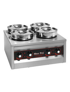 Max-Pro Thermosystem Foodwarmer Hotpot | 4x 4,5 liter