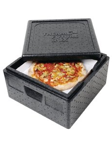Thermo Future Box Thermobox Pizza | Thermo Future Box | 41x41x(H)33cm