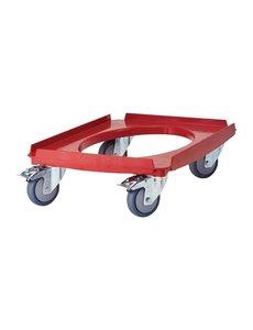 Cambro Transport Trolley | Cambro  Camdolly | GN 1/1 | 42x62,5x17cm