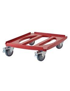 Cambro Transport Trolley | Cambro  Camdolly | 71x51x(H)16cm