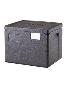 Cambro Thermobox | Cambro GoBox | 22,3 Liter | GN 1/2 | 33x39x(H)31,6cm