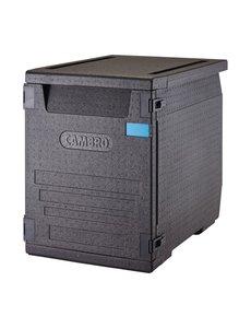 Cambro Geïsoleerde Voedselcontainer | Cambro GoBox 126 Liter | 6 rails | 54x77x(H)68,7cm