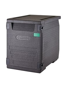 Cambro Geïsoleerde Voedselcontainer | Cambro GoBox 126 Liter | 9 rails | 54x77x(H)68,7cm
