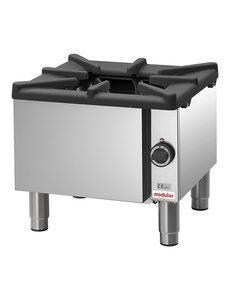 Modular Hokker op Propaangas RVS | 8.8kW | 50(H)x55x55 cm.