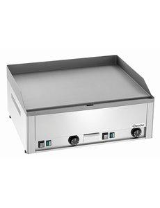 Bartscher Elektrische Grillplaat | Bartscher GDP 650E-G | Glad | 400V | 66x58x(H)31cm