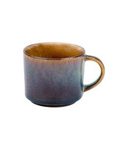 Cosy & Trendy Quintana Amber | Koffiekop 22cl | Ø8x(H)6,7cm | Per 6 stuks