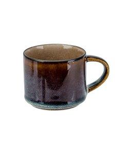 Cosy & Trendy Quintana Amber | Espresso Kopje 10cl | Per 6 stuks