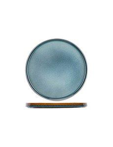 Cosy & Trendy Quintana Blue | Plat bord | Ø27,5cm | Per 2 stuks