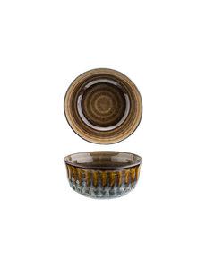 Cosy & Trendy Quintana Amber | Kom 13cl | Ø9x(H)4,2cm | Per 6 stuks