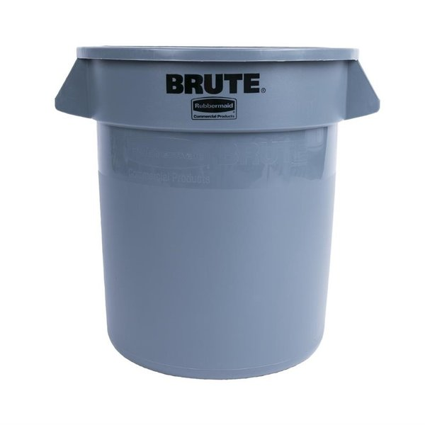 Rubbermaid Brute Afvalcontainer   Inhoud 37 liter   43(h) x 40(Ø)cm
