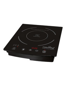 CaterChef Inbouw Inductiekookplaat | CaterChef | 1800Watt | 35,8x29,5x(H)7,3cm