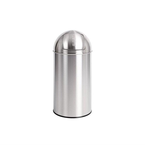 Bolero Bolero Afvalemmer met Binnenbak | 40 Liter |  74,8(h) x 36,2(Ø)cm