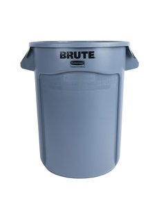 Rubbermaid Brute Afvalcontainer | Inhoud 121 Liter | Ø56 x H70 cm.
