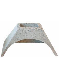 Buschbeck Vuurvaste binnenkap beton