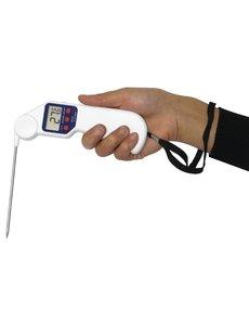 Hygiplas Hygiplas Easytemp Kleurcode Thermometer | Meetbereik -50°C tot +300°C.