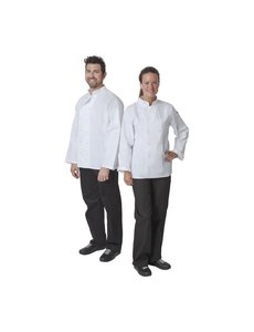 Whites Koksbuis Lange Mouw | Whites Vegas | Wit | Unisex