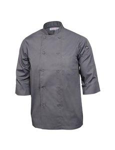 Chef Works Koksbuis Korte Mouw | Chef Works | Grijs | Unisex