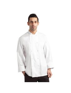 Chef Works Koksbuis Lange Mouw | Chef Works Calgary | Unisex | Wit