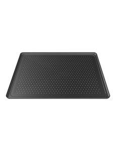 EMGA Bakplaat Aluminium Geperforeerd met Teflon | 60 x 40 cm. | Bakerijnorm