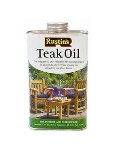 Gastronoble Rustin's Teak Olie | 1 Liter