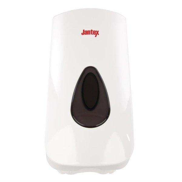 Jantex Zeepdispenser voor Vloeibare Zeep   Navulbaar   Inhoud 90cl.