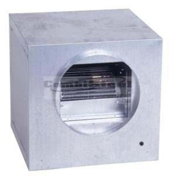 Combisteel Ventilator in Box 12/12 | 6000m3 | 400V