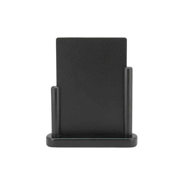Securit Tafel Krijtbord Elegant | A5 formaat | Zwart | Schrijfvlak: (H)21x15cm