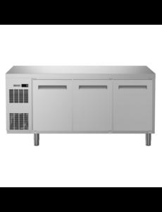 Electrolux Ecostore Koelwerkbank met 3 Deuren |  440 Liter | 710412