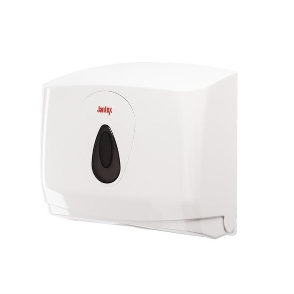 Jantex Jantex Handdoekdispenser voor C-gevouwen, Z-gevouwen Handdoeken