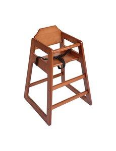 Bolero Kinderstoel Donkerbruin | 75(h) x 51(b) x 51(d)cm
