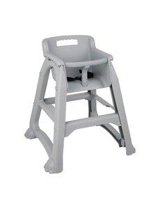 Bolero Kinderstoel PP Grijs | 75(h) x 65(b) x 56(d)cm