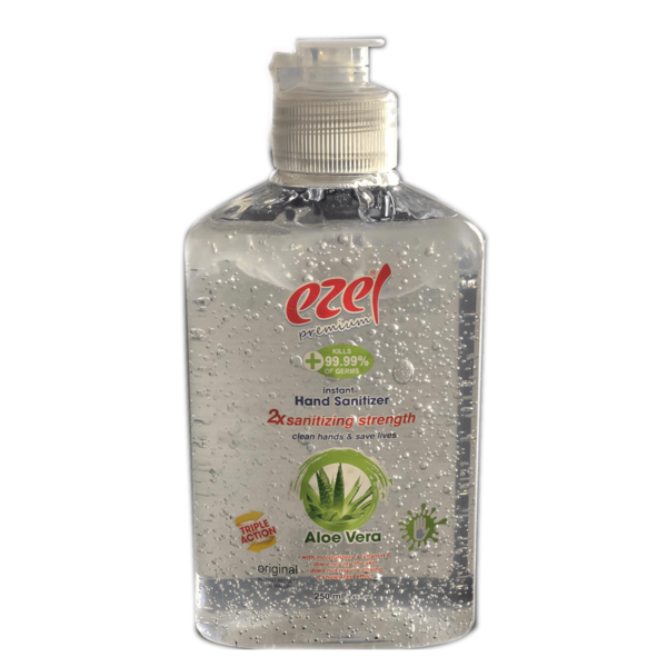 Ezel Ezel Desinfecterende Handgel | 70% Alcohol | 250ml
