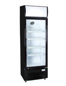 Gastro-Cool Display Koelkast met lichtbak ELDC300XL | 300 Liter | 62x60x(H)186cm
