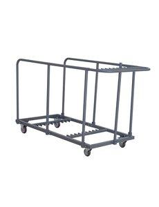 Hendi Trolley voor inklapbare meubels | 1800x850x(h)990mm