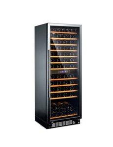 Exquisit Wijnkoelkast voor 103 flessen | 270 liter | 60x63xH163 cm.