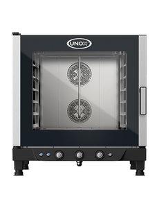 UNOX BakerLux Bake-Off Oven | 6x 60x40 cm | 400V/10.5kW | 93Hx86x88 cm.