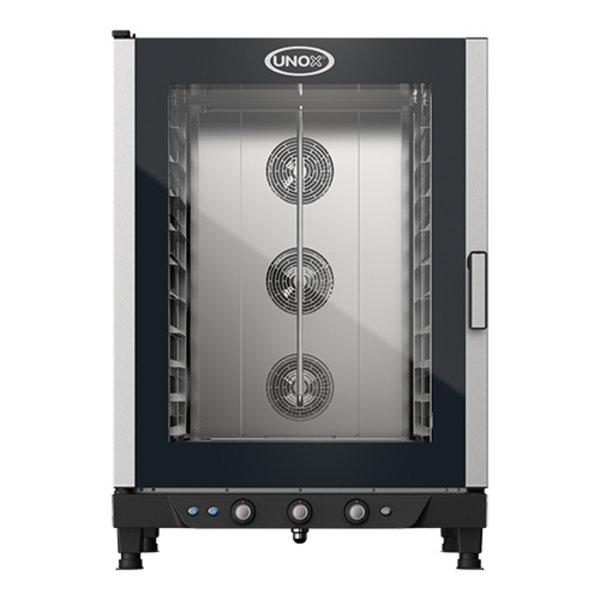 UNOX UNOX BakerLux Manual Elektrische Bake-off Oven | 10x 60x40cm. | 400V / 15800W | XB893