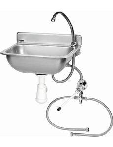 Saro Handwasbak met Zwenkkraan | B375xD310xH190 mm