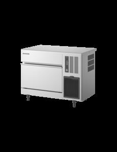 Hoshizaki  IJsblokjesmachine 105kg/24uur | Opslag 38 kilo  | IJsblokjes Maat L |  IM-100CNE-HC