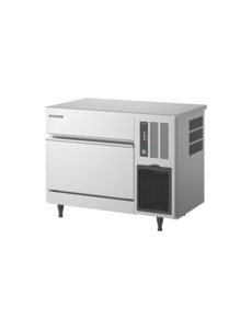 Hoshizaki  IJsblokjesmachine 105kg/24uur | Opslag 38 kilo  | IJsblokjes Maat M |  IM-100CNE-HC-23