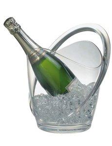 APS Wijnkoeler / Champagne Bowl | 3 Liter | 23x22x(H)27,5cm