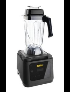 Buffalo Blender  | 2,5 Liter | Digitale Bediening | Variabele Snelheid | 1680Watt