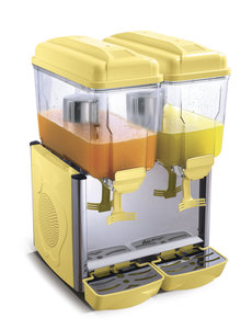 Arktic Sap Dispenser | 2x 12 Liter | 0˚C en -10˚C | 370Watt