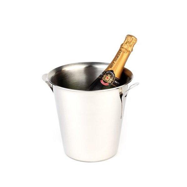 APS Wijnkoeler RVS | 3,5 Liter | Ø21x(H)21cm